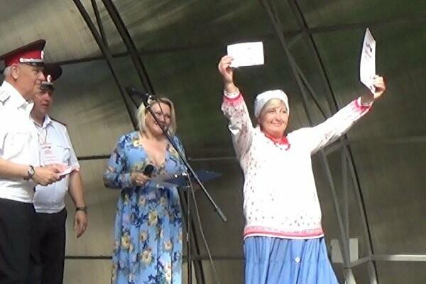 28-ой Межрегиональный фестиваль казачьей культуры прошёл в посёлке Тульский, фото-1