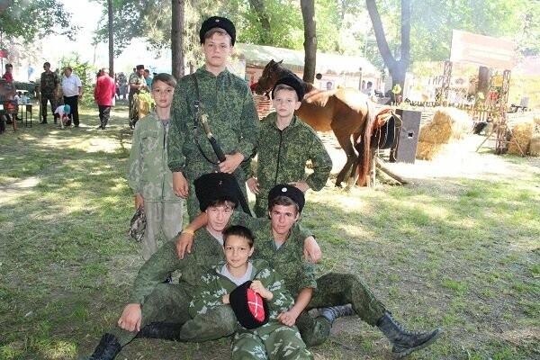 28-ой Межрегиональный фестиваль казачьей культуры прошёл в посёлке Тульский, фото-2
