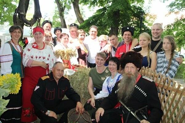 28-ой Межрегиональный фестиваль казачьей культуры прошёл в посёлке Тульский, фото-3