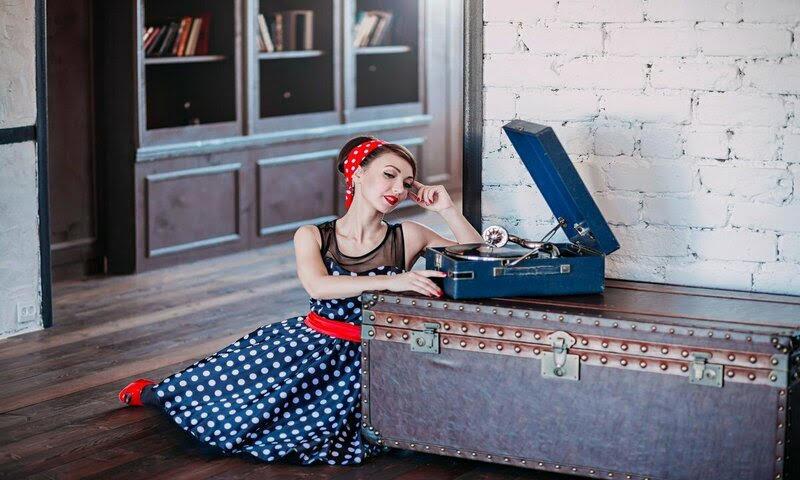 Где в современной жизни встречается стиль Пин-ап?, фото-1
