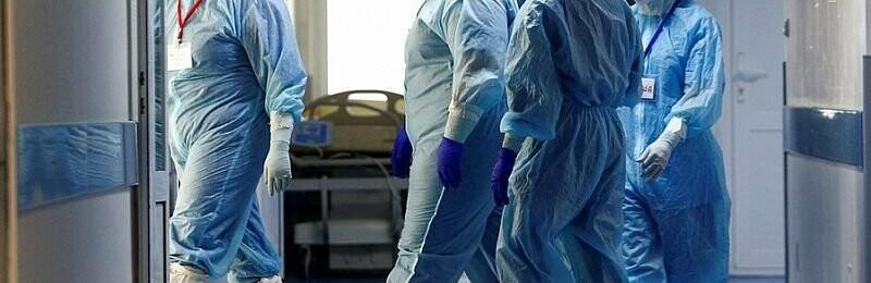 За сутки в Краснодарском крае подтверждено 107 случаев заболевания коронавирусом