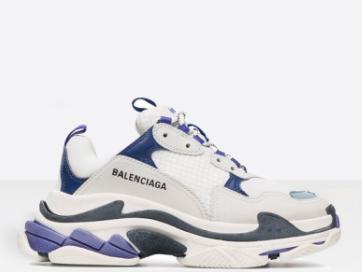 4 лучшие модели кроссовок Balenciaga